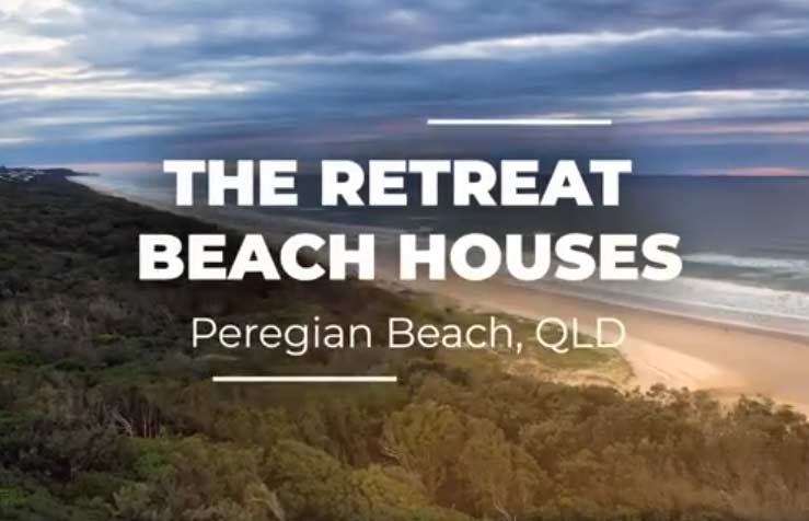 retreat beach house